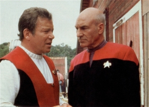 Kirk or Picard? Ok, I'm really done now.